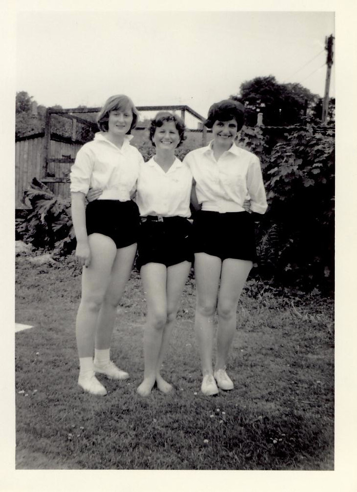 1959 Sylvia, Janet & Tess 1959