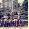 1975 07 Brian Ann Kenny Alan Dunrobin Castle, July 1975