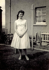 1959 Janet, Scotland Terrace  1959