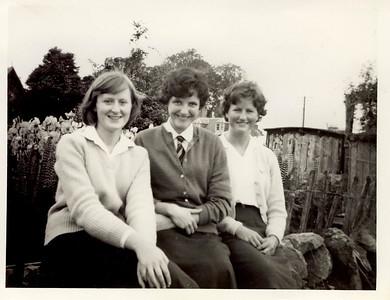 1958 Sylvia, Tess & Janet 1958