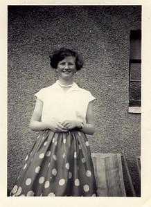 1958 Janet Williamson, Scotland Terrace  1958