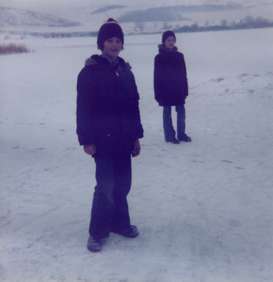 1979 01 Brian Kenny Lindores Loch 14 January 1979