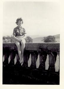 1959 07 Janet, Loch Lomond Y H  8 July 1959