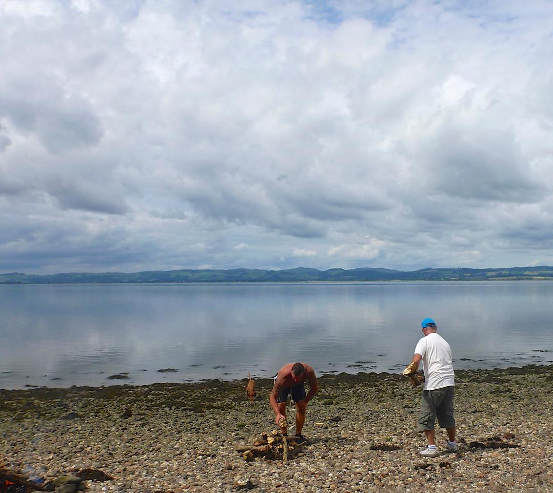 River Tay Balmerino July 2014